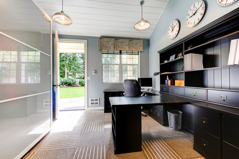 high end home office