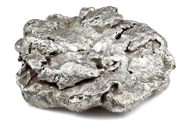 piece of silver