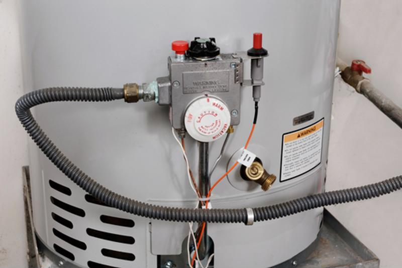 a picture of a water heater