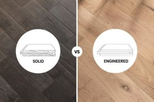 solid wood vs engineered