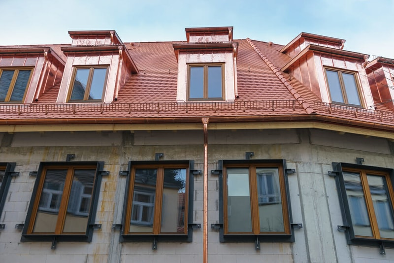 2018 Copper Metal Roofs Pros Amp Cons Installation Cost