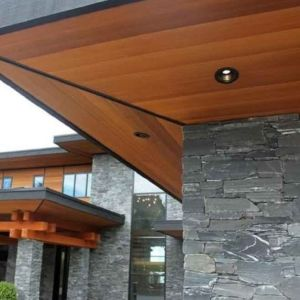 Engineered Cedar Siding