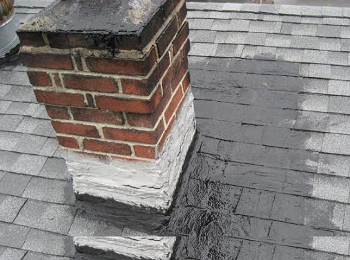 Chimney And Fireplace Leak In Heavy Rain Repair Cost Quotes