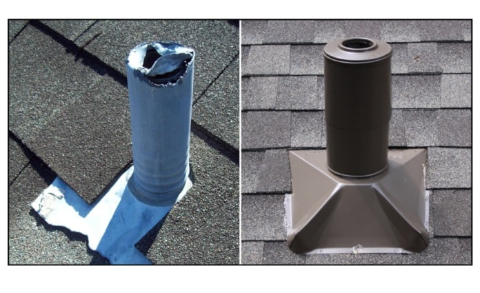 vent pipe boot